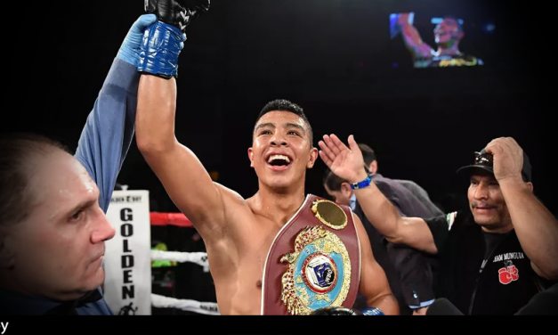 HBO planning July 21st tripleheader led by super middleweights Jaime Munguia & Liam Smith