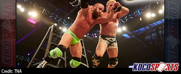 TNA Slammiversary results – 06/28/15 – (Jeff Jarrett claims the King of The Mountain championship)