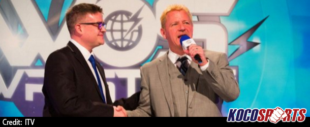 Video: World of Sport & Impact Wrestling announce the return of WOS wrestling to ITV