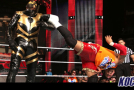 Video: WWE Monday Night Raw coverage – 09/01/14 – (Jimmy Uso vs. Goldust)