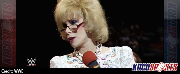 Video: WWE issues a statement on the passing of iconic comedienne Joan Rivers