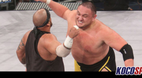 Podcast: Koco's Corner – 02/18/15 – (Stump the Idiot – Samoa Joe parts way with TNA, Rollins Punishment? Book Mania, NJPW Qs & More)