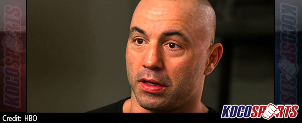 "Video: Joe Rogan talks tough with Brendan Schaub on ""The Fighter and The Kid"" podcast"