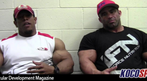 Video: Ron Harris talks in-depth with Jose Raymond and Dave Henry