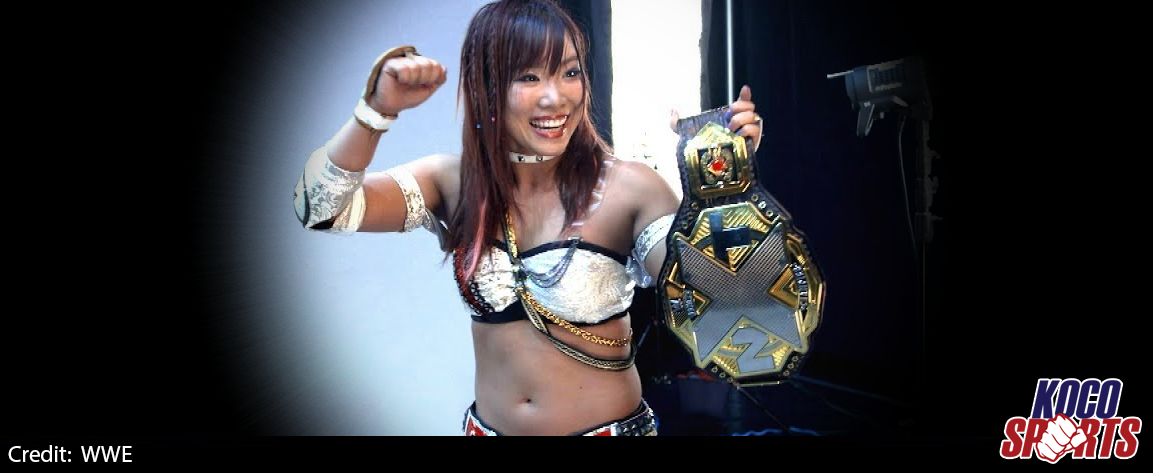 """NXT's Kairi Sane suffering from rare infection known as """"Hand, Foot, and Mouth Disease"""""""