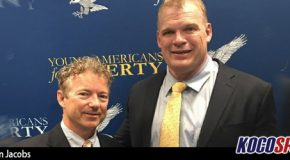 "WWE's Glenn ""Kane"" Jacobs receives endorsement for mayoral bid from Senator Rand Paul"