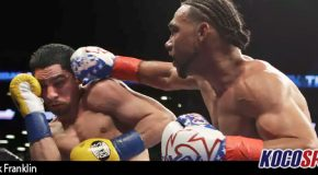 Keith Thurman beats Danny Garcia by split decision to unify WBA & WBC welterweight titles
