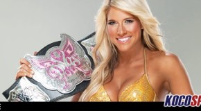 Former WWE Diva, Barbie Blank, signs deal with Lynx Fitness