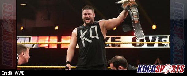 "WWE NXT Takeover ""Rival"" results – 02/11/15 – (Kevin Owens defeats Sami Zayn for the NXT title)"