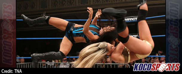 Video: TNA Impact Wrestling coverage – 09/03/14 – (Gail Kim vs. Taryn Terrell)