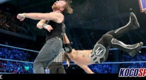 "Podcast: Kocosports – ""WWE Smackdown Live"" Review – 01/31/17 – (Dean Ambrose vs AJ Styles)"