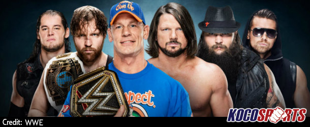 """Podcast: """"Wrestle AM"""" – 02/12/17 – (WWE Elimination Chamber 2017 Review; Wrestlemania 33 card)"""