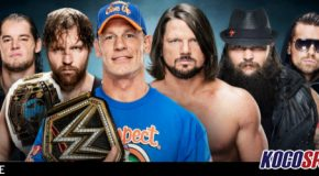 "Matches announced for the upcoming Elimination Chamber Pay Per View during ""Smackdown Live"""