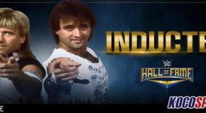 Rock 'N' Roll Express to be inducted in the WWE Hall of Fame; Joining Kurt Angle in the class of 2017
