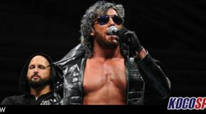 Kenny Omega will not be at the Royal Rumble; negotiating a one year contract with NJPW in February