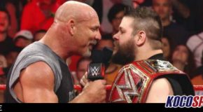 Kevin Owens wants to face The Undertaker at WrestleMania; offers his opinion on Bill Goldberg and Shinsuke Nakamura