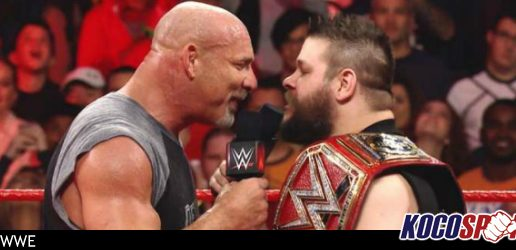 Kevin Owens wants to face The Undertaker at Wrestlemania; Opinion on Goldberg; Thoughts on Shinsuke Nakamura