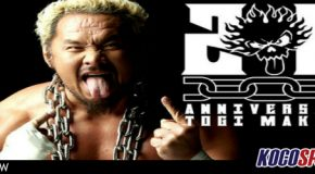 Podcast: Wrestle AM – 02/22/17 – (NJPW Togi Makabe 20th Anniversary Show Review)
