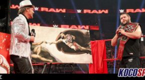 """Podcast: """"Wrestle AM"""" – 02/14/17 – (WWE Monday Night RAW Review; Kevin Owens turns on his best friend)"""