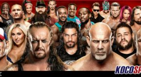 "Podcast: Kocosports – ""WWE Royal Rumble 2017"" Preview & Predictions – 01/25/17 – (Who will main event WrestleMania?)"