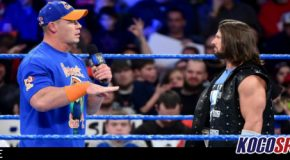 "Podcast: Kocosports – ""WWE Smackdown LIVE"" Review – 01/24/17 – (John Cena and AJ Styles explode before the Royal Rumble)"