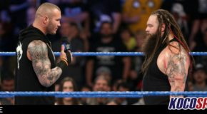 """Podcast: """"Wrestle AM"""" – 02/15/17 – (WWE SmackDown Review; Randy Orton gives up title shot)"""