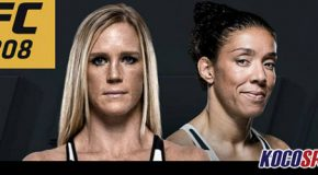 "Podcast: ""MMA AM"" – 02/15/17 – (UFC 208 Recap; Holly Holm vs Germaine De Randamie)"