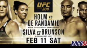 "Podcast: ""MMA AM"" – 02/10/17 – (UFC 208 Preview; Holly Holm vs Germaine de Randamie)"