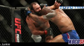 UFC Fight Night 105 Results – 02/19/2017 – Derrick Lewis defeats Travis Browne by Knockout in second round