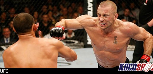 Georges St-Pierre officially signs a contract with the UFC; Dana White & Michael Bisping comments