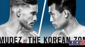 "Podcast: ""MMA AM"" – 02/07/17 – (UFC Fight Night 104 recap; Burmudez vs The Korean Zombie)"