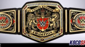Five wrestlers removed from the upcoming WWE United Kingdom championship tournament; list of participants