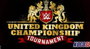 """""""WWE United Kingdom championship tournament"""" results – 01/15/2017 – (First ever champion crowned)"""
