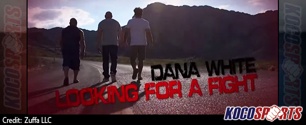 "Video: UFC – Dana White ""Looking for a Fight"" – 09/25/15 – (Full Show)"