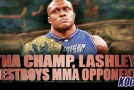 Audio: Koco's Corner – 10/14/14 – (TNA's Bobby Lashley, destroys Bellator MMA's Karl Etherington)