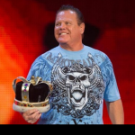 "Jerry ""The King"" Lawler comments on getting threats & hate mail from left wing fans"