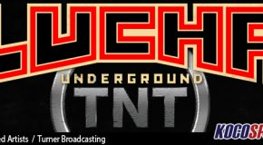 Wrestling returns to Turner Broadcasting when Lucha Underground debuts on TNT Germany this December
