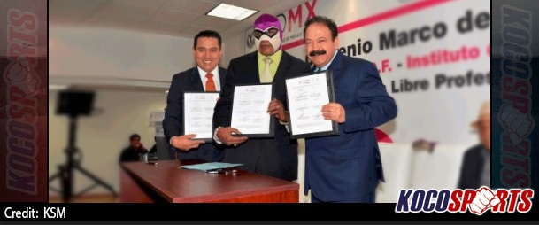 Mexican government announce historic deal to provide healthcare for pro wrestlers and their families
