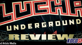 "Podcast: KocoSports – ""Lucha Underground"" Review – 4/1/15 – (New Championship Announced)"