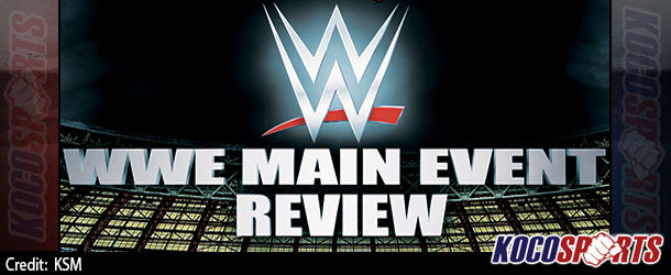 Audio: Koco's Corner – 09/30/14 – (WWE Main Event Review; I'm Back, Baby!)