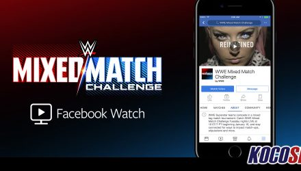 """""""Facebook Watch"""" secures exclusive rights to WWE's new live, weekly show, Mixed Match Challenge"""