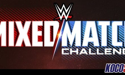Video: WWE Mixed Match Challenge – 01/16/18 – (Full Show)