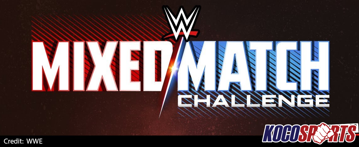 Video: WWE Mixed Match Challenge – 01/23/18 – (Full Show)
