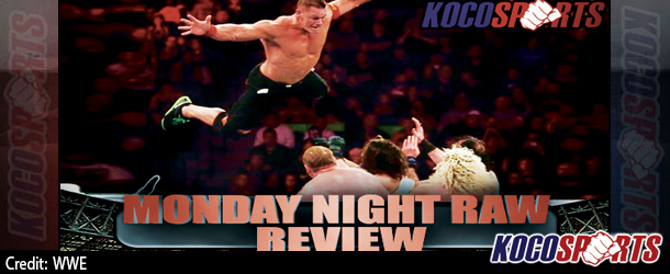 "Podcast: Koco's Corner – ""WWE Monday Night Raw"" Review – 12/01/14 – (Heyman & Santa Steal Show)"