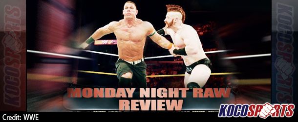 """Podcast: Koco's Corner – """"WWE Raw"""" review – 09/14/15 – (Is Nikki Bella a Good Person?)"""