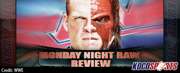 "Podcast: Koco's Corner – ""WWE Raw"" review – 09/28/15 – (Raw is Painful!)"