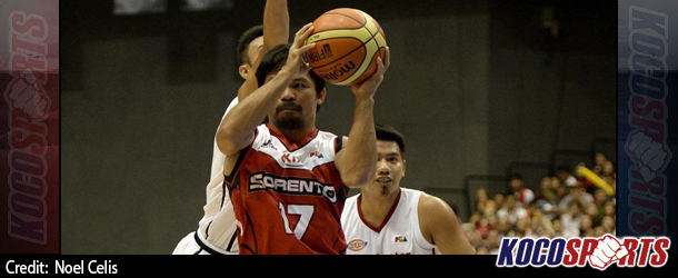 """Manny Pacquiao still """"hungry"""" to fight after basketball debut"""