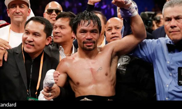 Pacquiao beats Broner by unanimous decision to retain WBA welterweight title