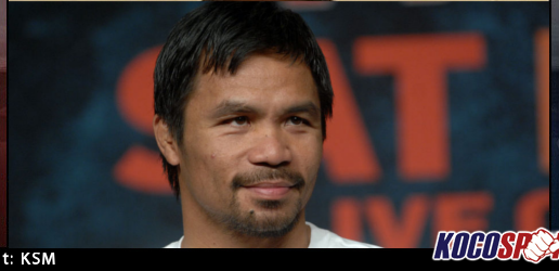 "Manny Pacquiao willing to have a boxing match with UFC fighter Conor McGregor; ""No Chance"" against Mayweather"