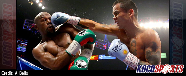 Floyd Mayweather Jr. remains unbeaten with decision win over Marcos Maidana